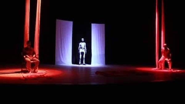 المسرح الوطني بنغازي.