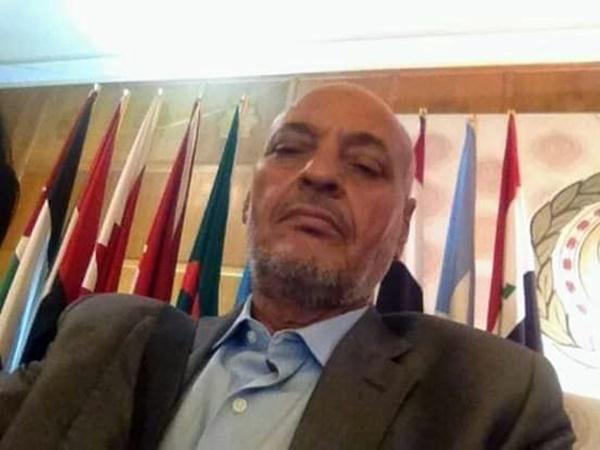 الأستاذ إبراهيم سالم الشريف.
