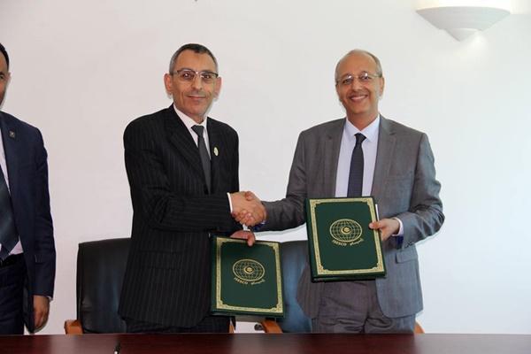 «الوطنية للتربية والثقافة» توقع مع «الإيسيسكو» اتفاقية في المجال التربوي