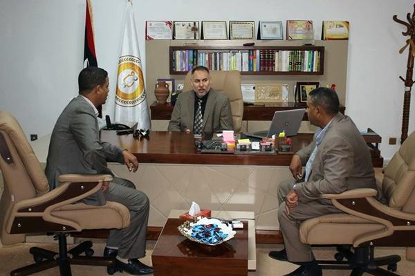 الإعلان عن جائزة انتبيرجس للإبداع الليبي.