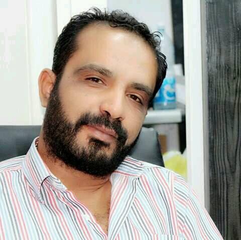 الإعلامي محمد فياض.