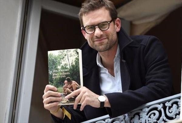 الكاتب الفرنسي نيكولا ماتيو