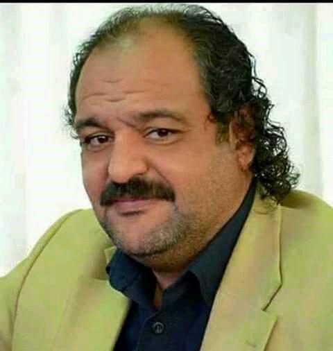 الفنان التشكيلي خالد بن سلمه (الصورة: الشبكة).
