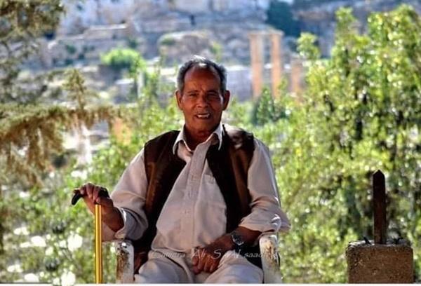 الباحث التاريخي عبدالكريم فضيل الميار (الصورة: وال).