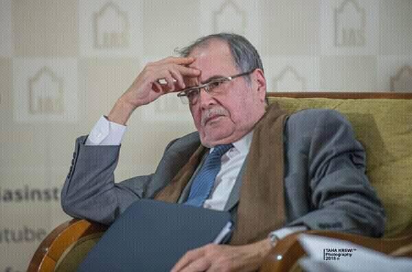 الشاعر والمحامي الدكتور جمعة عتيقة (الصورة: طه كريوي).