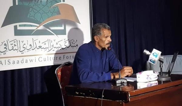الشاعر والإعلامي عبدالقادر العرابي (الصورة: الفيسبوك).