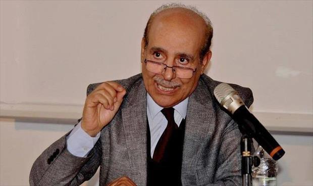 الباحث محمود أبوصوة (الصورة: بوابة الوسط).