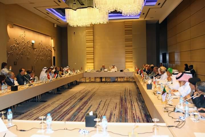 أعمال المؤتمر العام الـ27 للاتحاد العام للأدباء والكتاب العرب.