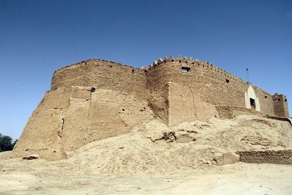 قلعة مرزق (الصورة: الشبكة).