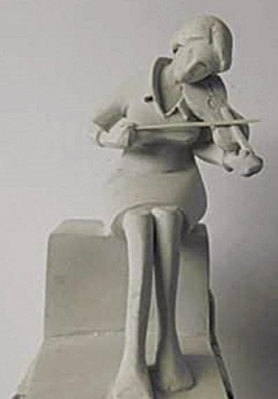 من أعمال التشكيلية مريم هنيدي