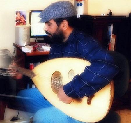 الفنان ناصر الدغيلي