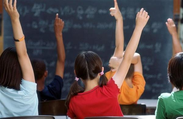 أطفال في المدرسة (الصورة: عن الشبكة)