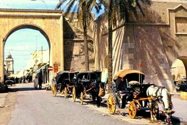 طرابلس، المدينة القديمة - باب المشير