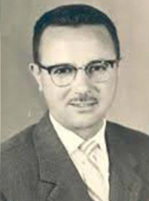 الراحل محمد بشير المغيربي