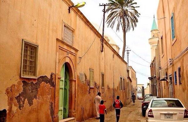 مدرسة عثمان باشا المالكيَّة
