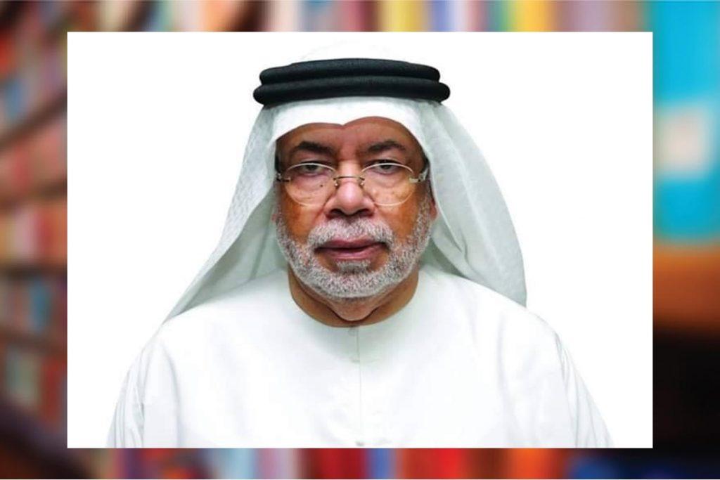 الشاعر حبيب الصائغ أمين الاتحاد العام للأدباء والكتاب العرب (الصورة صحيفة البيان)