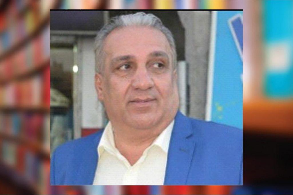الشاعر العراقي إبراهيم الخياط
