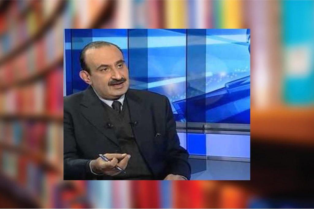 الصحفي الراحل سمير المسعودي