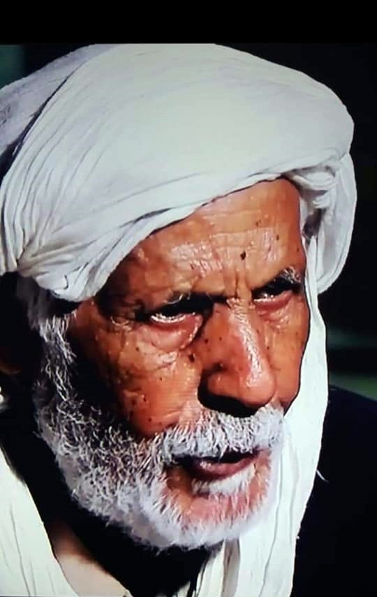 الشاعر الشعبي محمد هارون الزوي