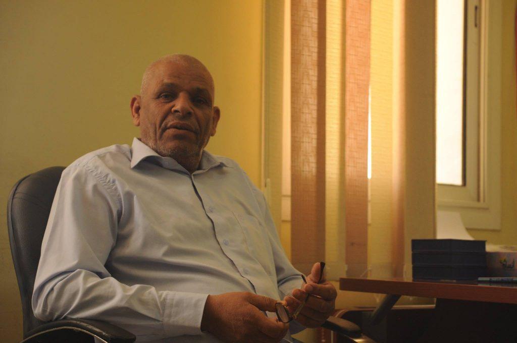 الكاتب عبدالله الماي