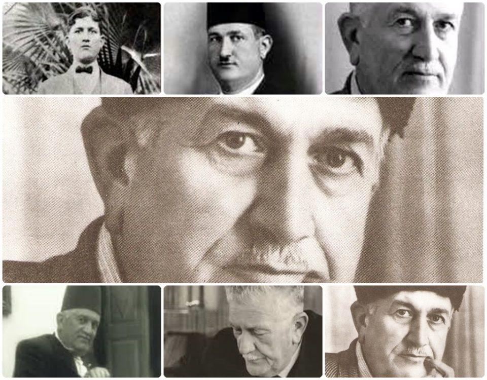 شاعر الوطن أحمد رفيق المهدوي