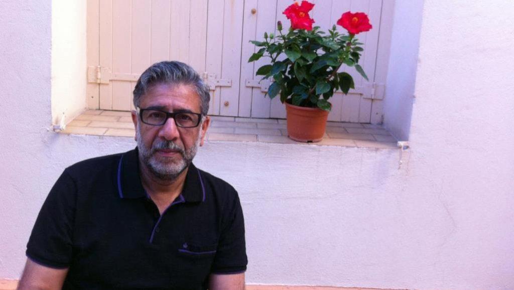 الشاعر أمجد ناصر