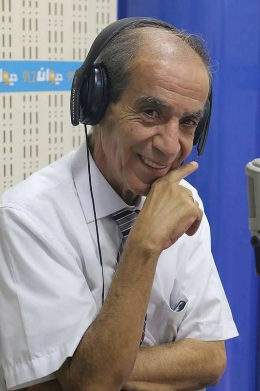 الإذاعي التونسي عبدالكريم قطاطه