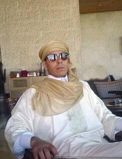 الشاعر سليمان بوخضره البرعصي