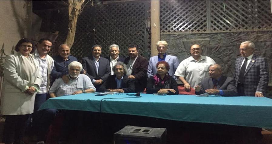 مناقشة رواية الهروب من جزيرة أوتسيكا في القاهرة