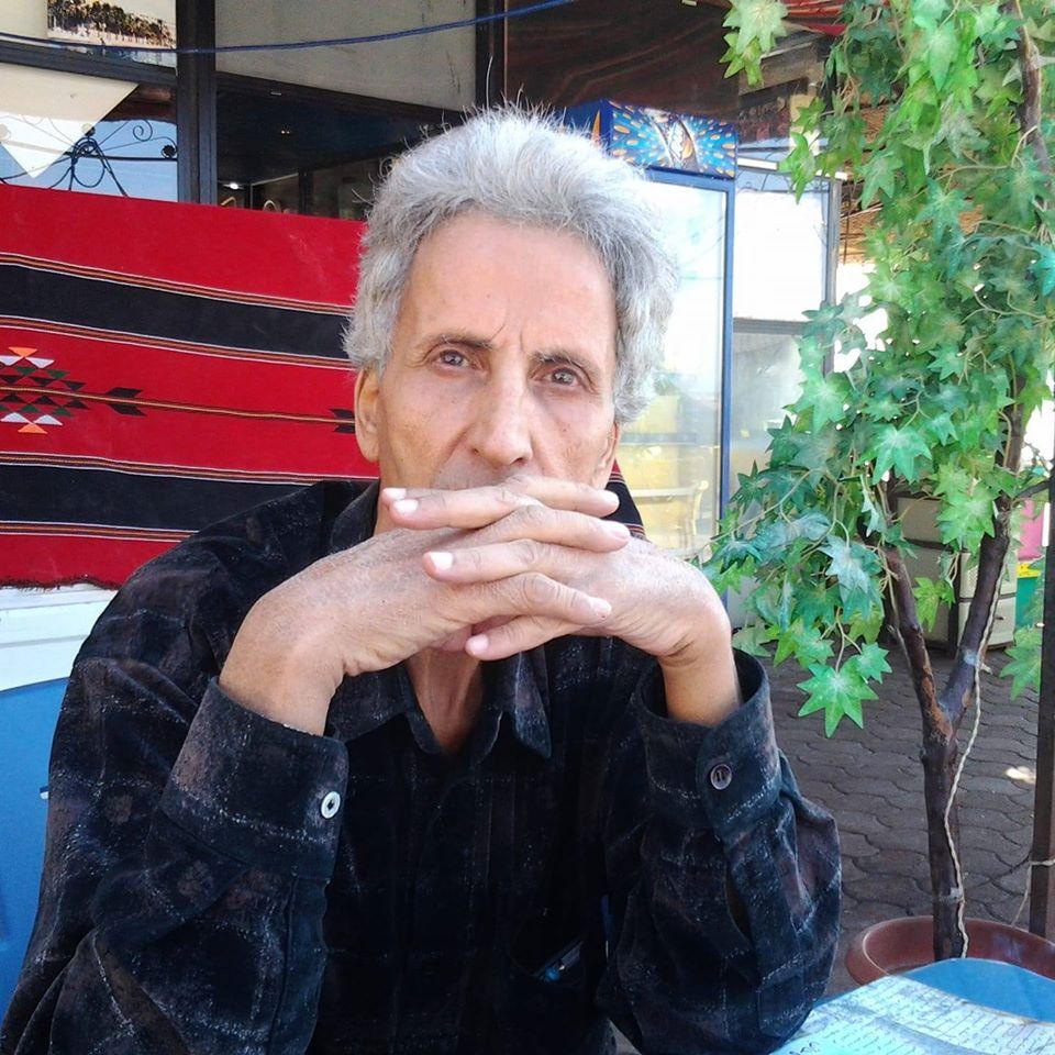 الكاتب والمترجم إبراهيم النجمي