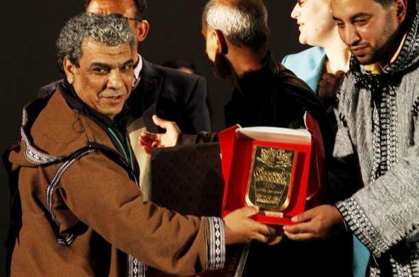 الفنان والمخرج المسرحي شرح البال عبدالهادي
