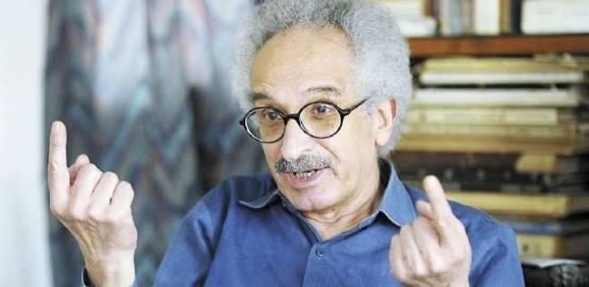 الكاتب المصري صنع الله إبراهيم